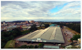 7231m2 Warehouse To let in Pinetown