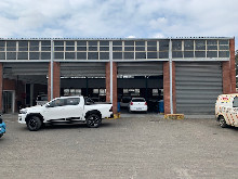12000m2 Warehouse + Yard FOR SALE in New Germ