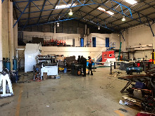 1012m2 Warehouse To Let in Springfield