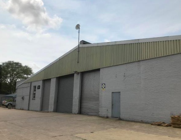 1410m2 Warehouse To Let in Westmead