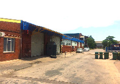 Prospecton factory to let rent