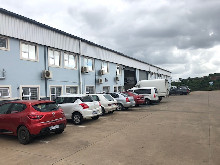 1683m2 Warehouse To Let in Briardene