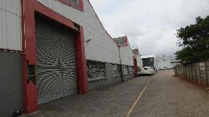 Glen Anil warehouse for sale