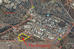 Clayville Industrial property dev