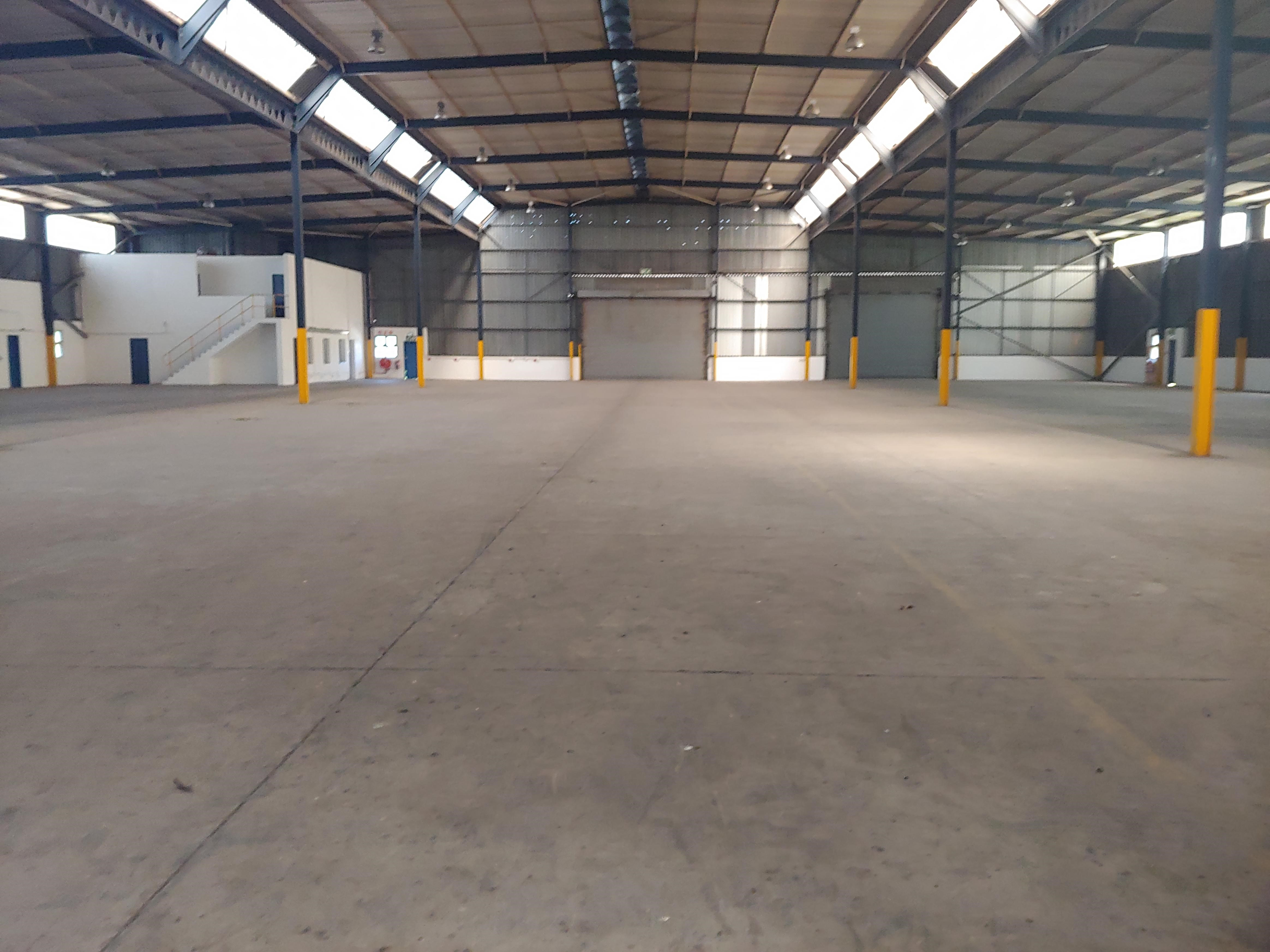Warehouse to Rent / Buy Durban