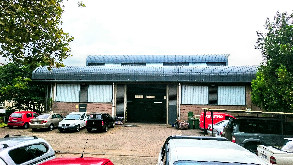 New Germany property to let warehouse factory