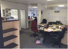 Offices to let Broadway