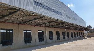 Industrial warehouse Kempton Park