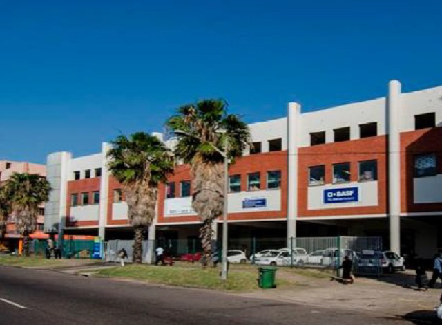 Office to rent Umgeni Road