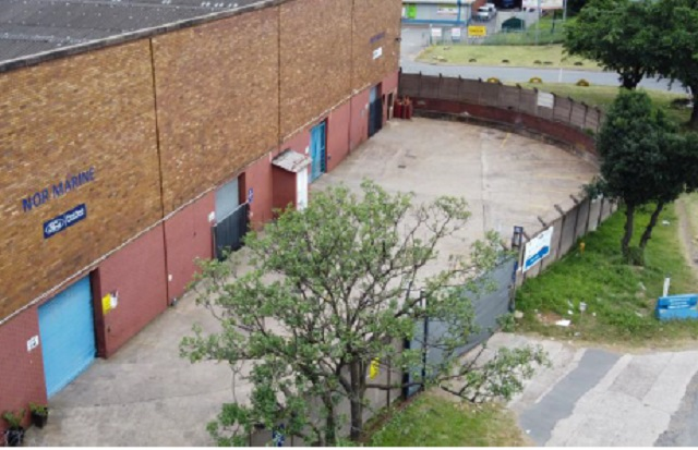 warehouse to rent Jacobs