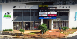 units to let outlet park