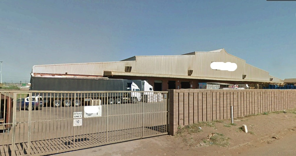 Warehouse for Rent In Durban, Prospecton