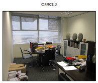 Office to rent Richefond Cicle