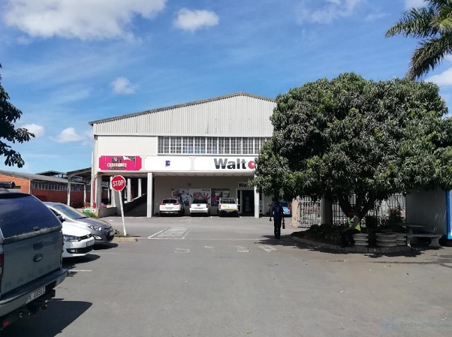 Industrial to rent Pinetown