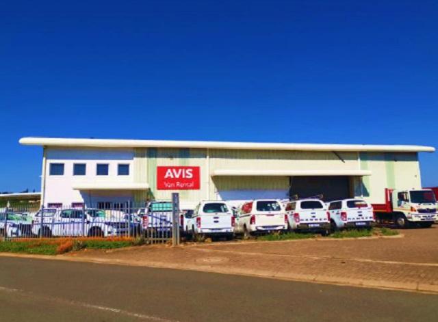 Industrial to rent Avoca