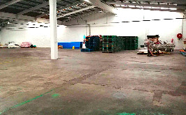 new germany to let warehouse