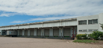 warehouse to rent Isipingo