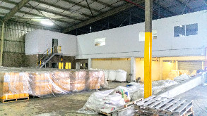 Warehouse to let durban port