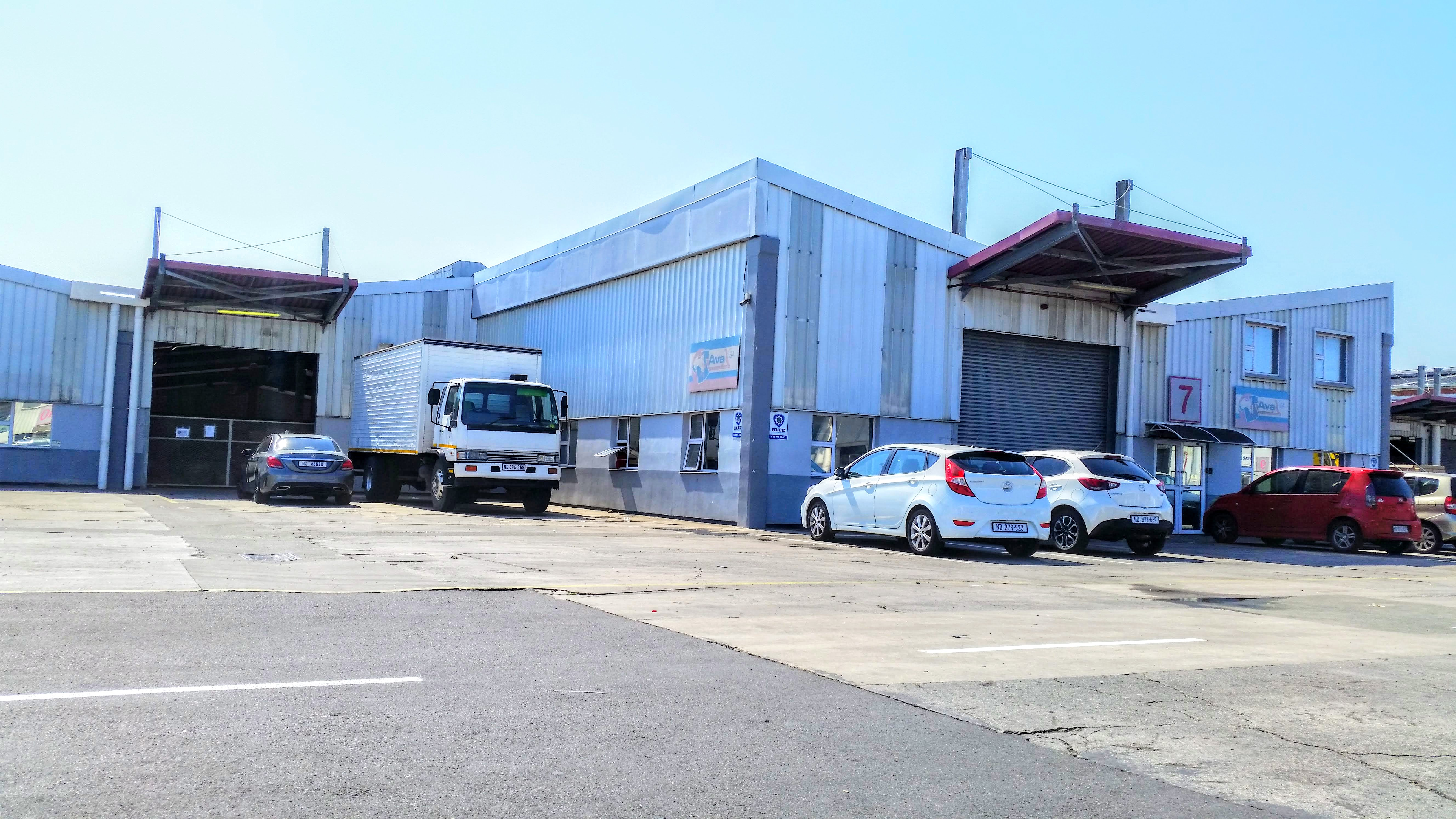 New Germany warehouse to let