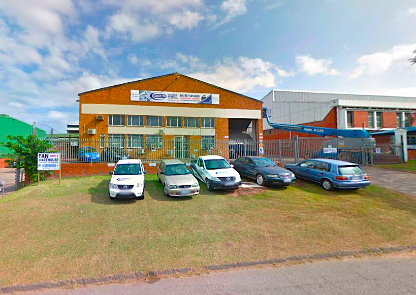 Westmead, Pinetown, warehouse to let