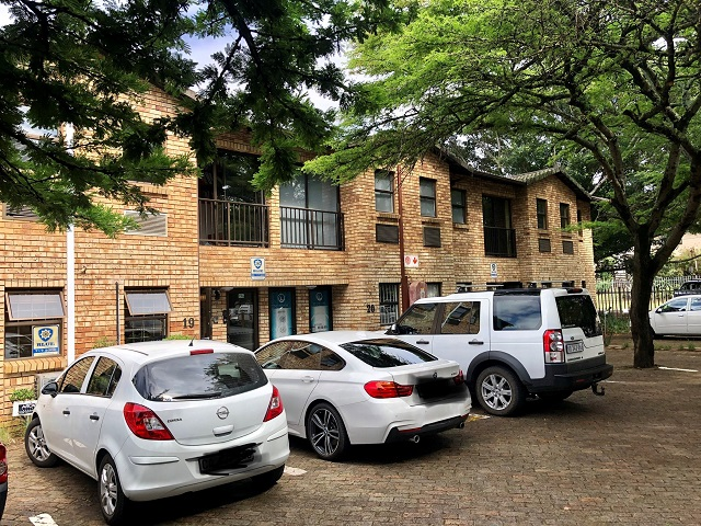 Office to rent Durban North