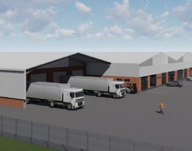 Warehouse to rent Prospection