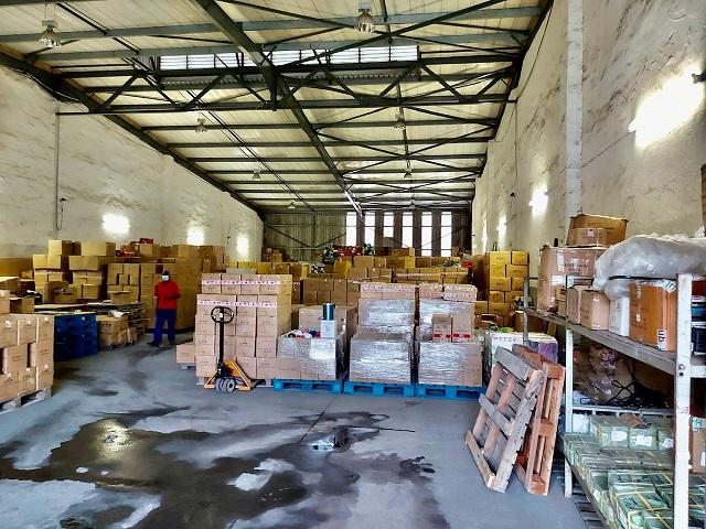 Warehouse to rent Umbogintwini