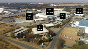 Industrial property for rent in Johannesburg