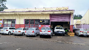 Pinetown factory rent