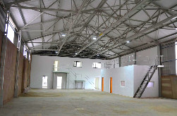 New Germany warehouse, to let