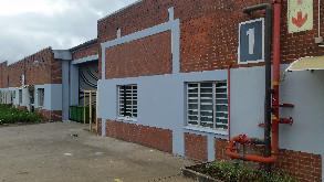 New Germany warehouse to rent let