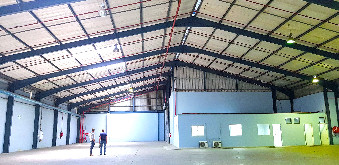 Jacobs Warehouse to let
