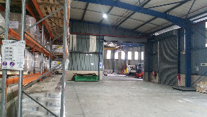Warehouse To Let Mahogany Ridge