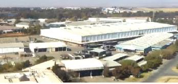 Industrial to rent Germiston