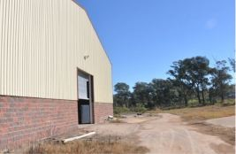 Warehouse and yard in Cato Ridge