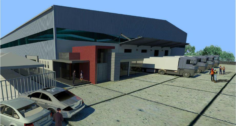 Prime New Warehouse Sites