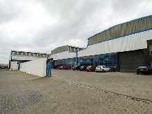 Roodekop industrial warehouse to let on the East Rand of Gauteng