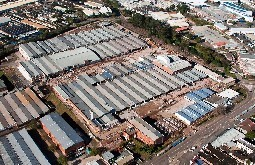 Pinetown Industrial Warehousing Park