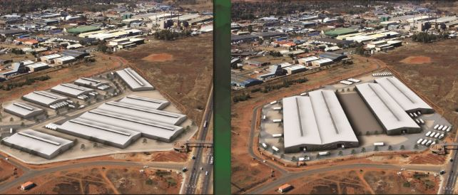 Turnkey Lease Development Clayville