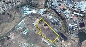 large industrial land for sale in Hammarsdale