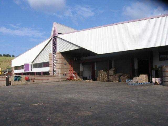 Large Durban Distribution Warehouse to Let