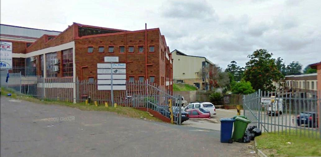 Mini Factories to Let - Pinetown
