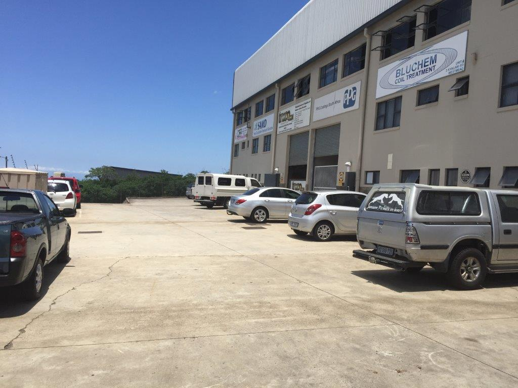 MIni Factory to Let in Westmead / Pinetown